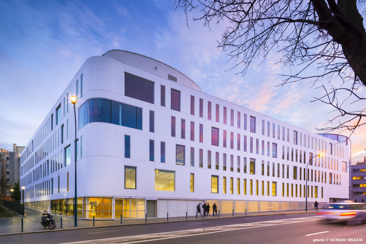 Edificio de Oficinas PRD / Fassio-Viaud Arquitectos, © Sergio Grazia