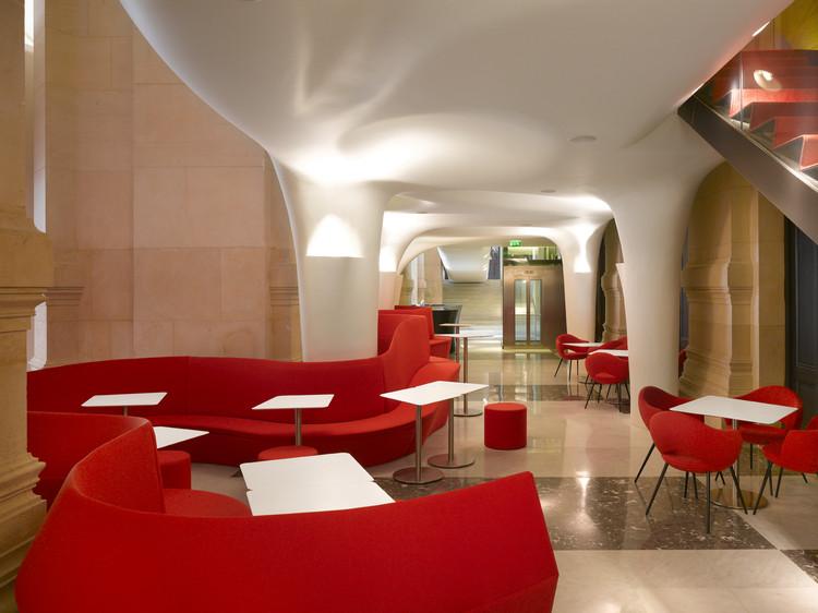 Restaurante da Opera Garnier / Studio Odile Decq, © Odile Decq - Roland Halbe