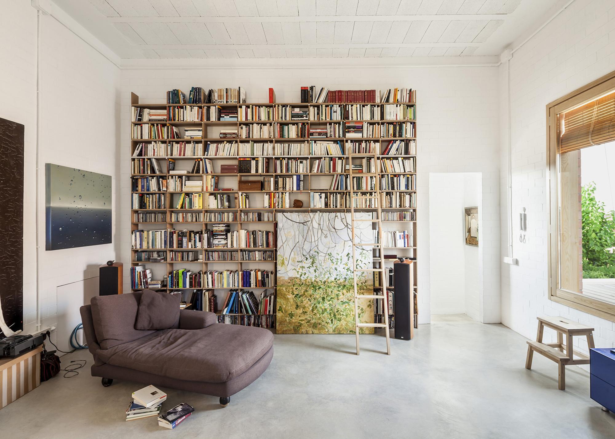 gallery of house 1101 h arquitectes 18. Black Bedroom Furniture Sets. Home Design Ideas