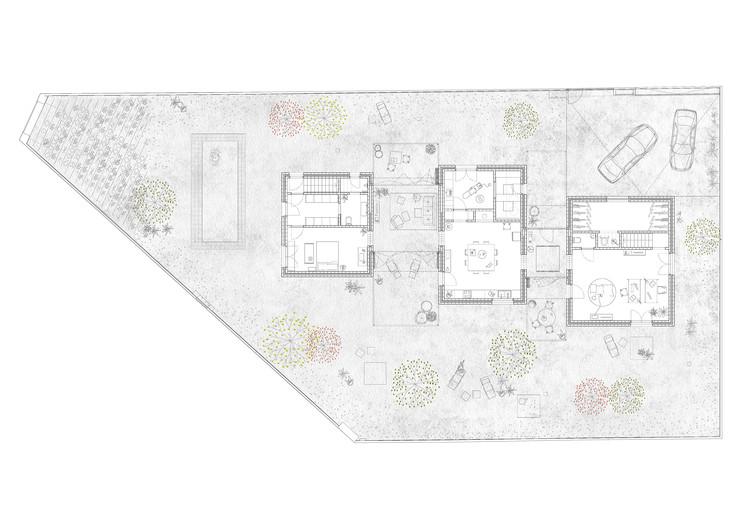 Casa 1101 h arquitectes plataforma arquitectura - Arquitectura sant cugat ...