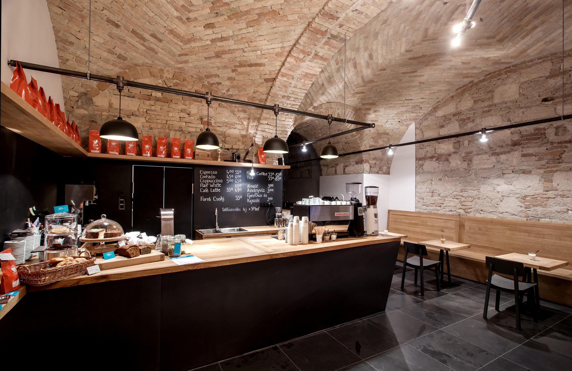 Espresso Embassy  / sporaarchitects, © Danyi Balázs