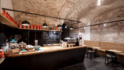 Embajada Espress  / sporaarchitects