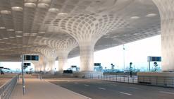 Aeropuerto Internacional Chhatrapati Shivaji - Terminal 2 / SOM