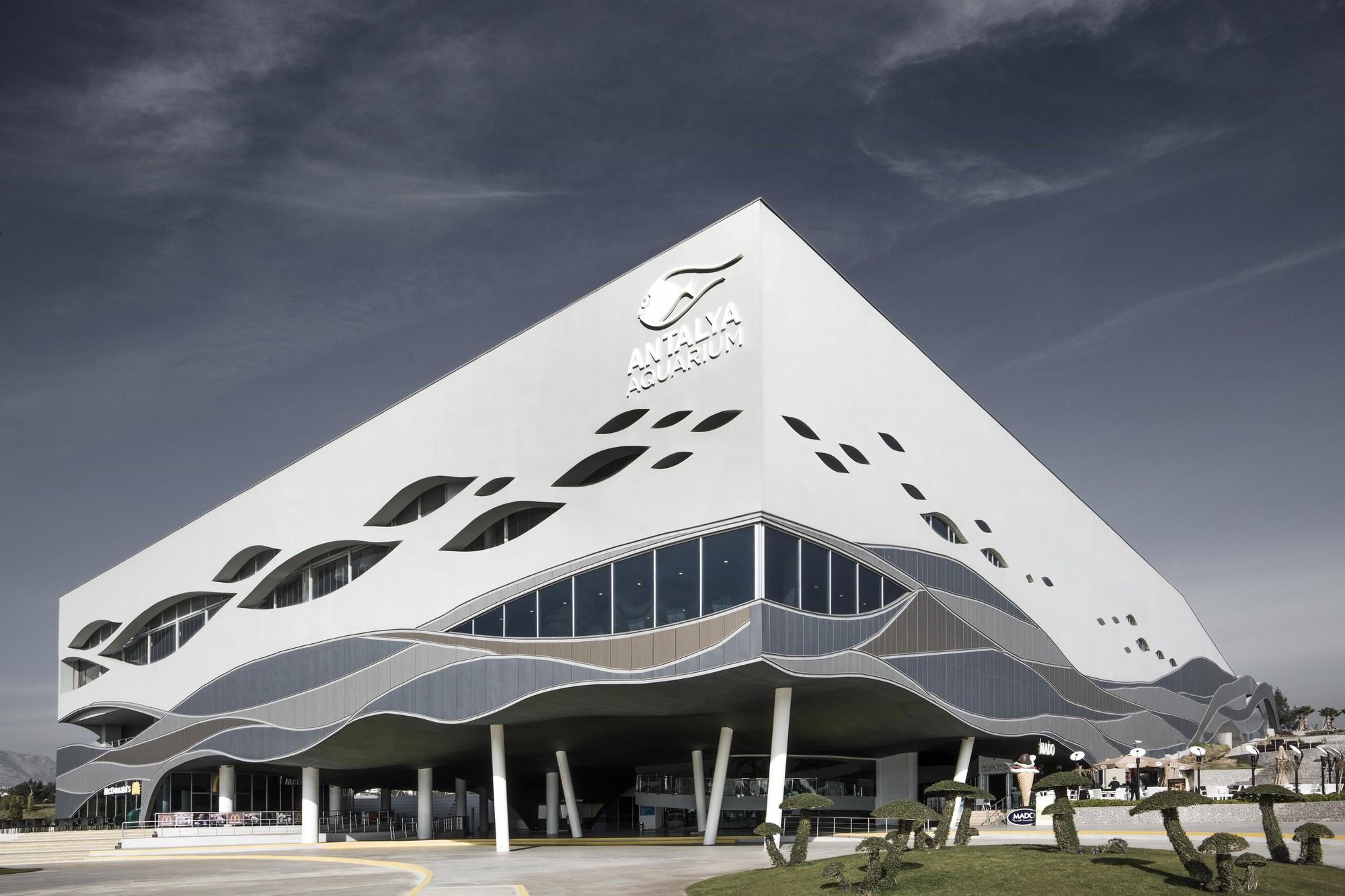Antalya Aquarium / Bahadir Kul Architects, ©  Ket Kolektif