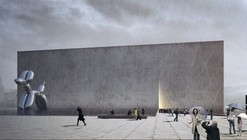 Competition Entry: Moscow's National Centre for Contemporary Arts / UNK Project Architects