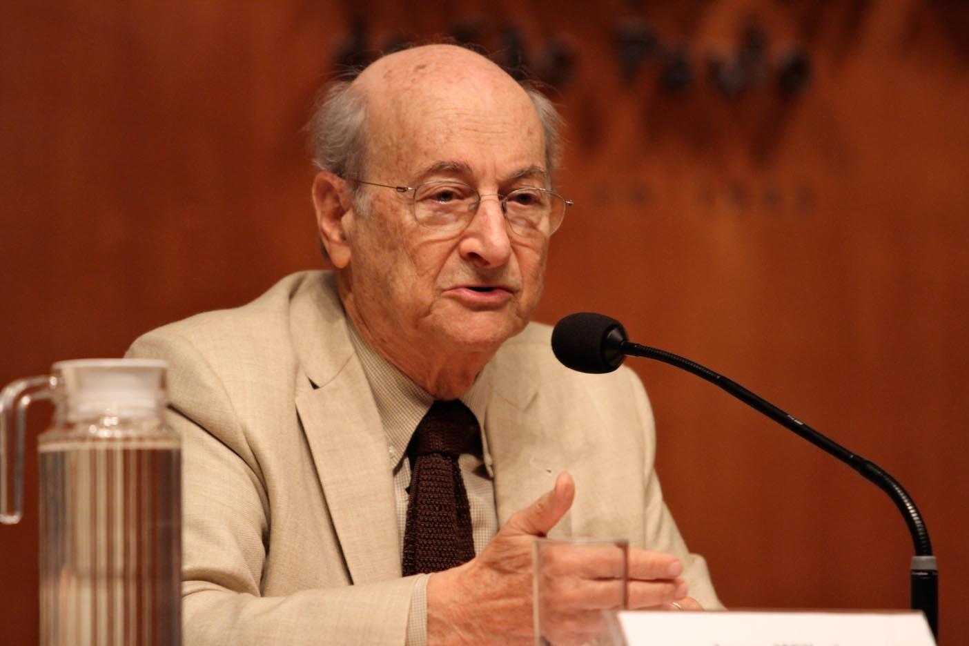Arquiteto Jorge Wilheim faleceu hoje pela manhã