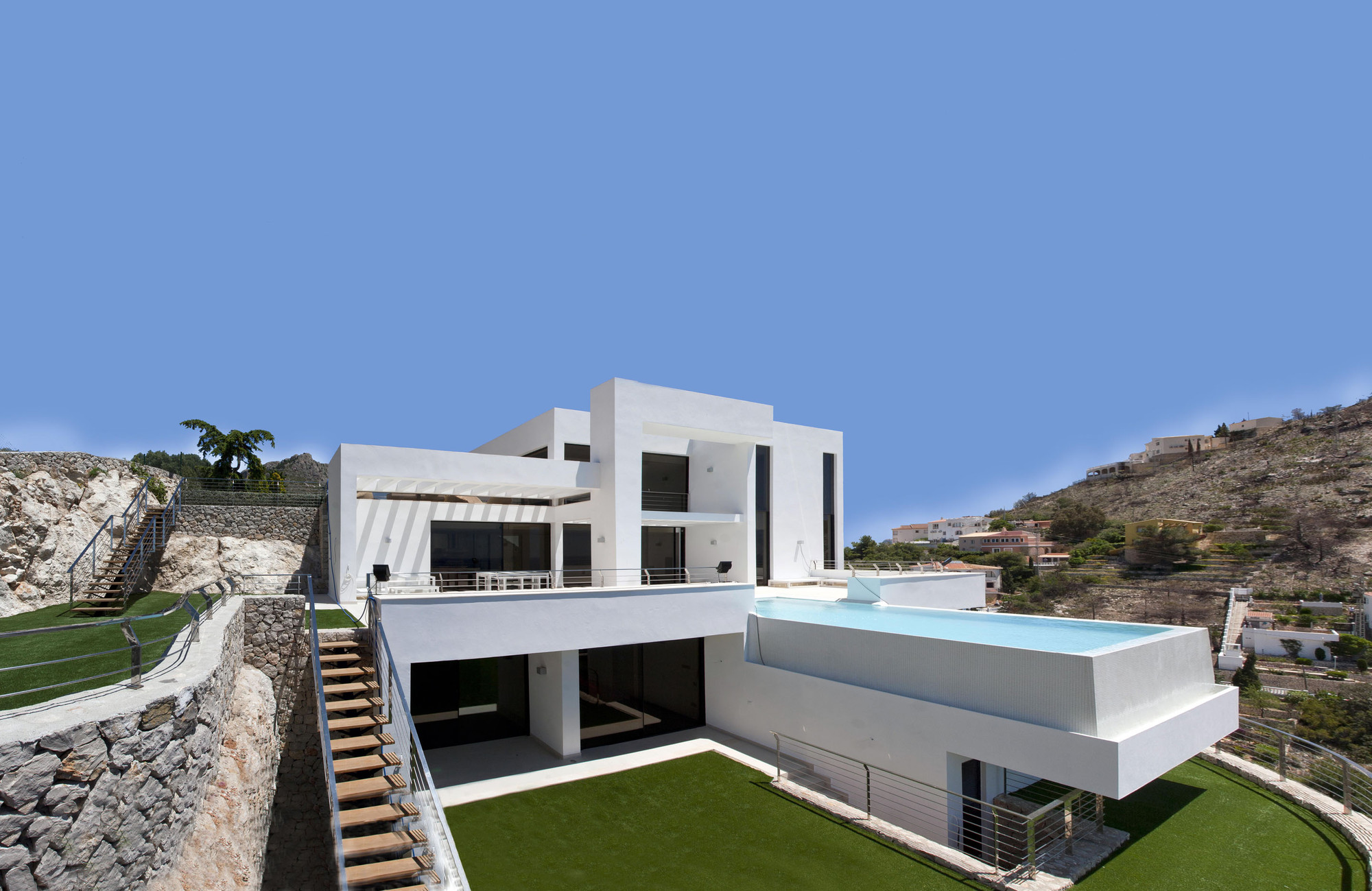 Mediterranean pearl carlos gilardi archdaily for Maison italienne architecture