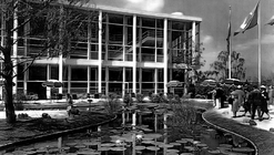 Clássicos da Arquitetura: Pavilhão de Nova York 1939 / Lucio Costa e Oscar Niemeyer