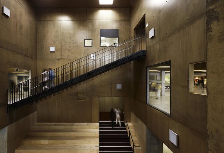 Espacio para el Intercambio / zigzag architecture, © Julien Lanoo