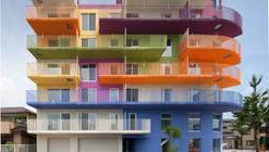 Edificio en Okazaki / Henri Gueydan