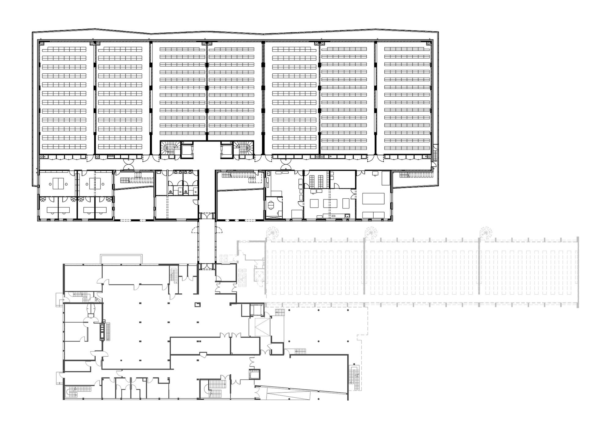magasins des archives departamentales du nord zigzag. Black Bedroom Furniture Sets. Home Design Ideas