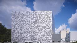 Magasins Des Archives Departamentales Du Nord / zigzag architecture + de Alzua+
