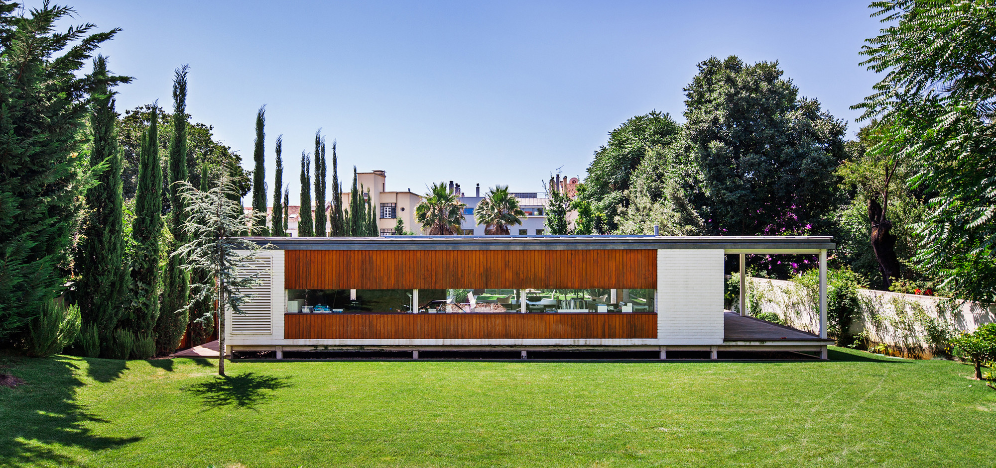 Galeria de pavilh o de jardim alexandre marques pereira - Arquitectura pereira ...
