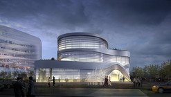 "Latitude Studio Designs ""Future Mall"" Exhibition Space in Beijing"