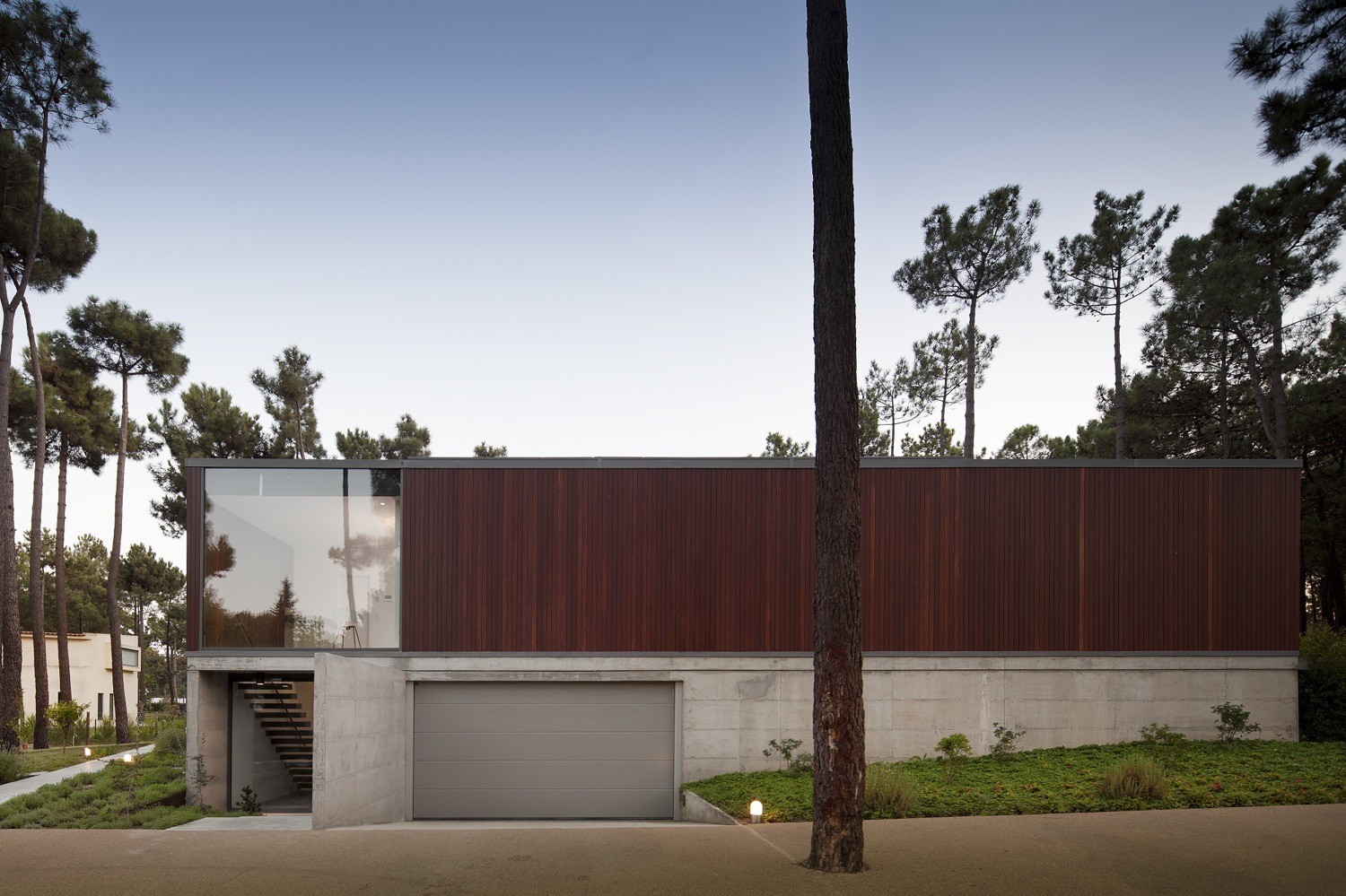 Aroeira III House / ColectivArquitectura, © FG+SG - architectural photography