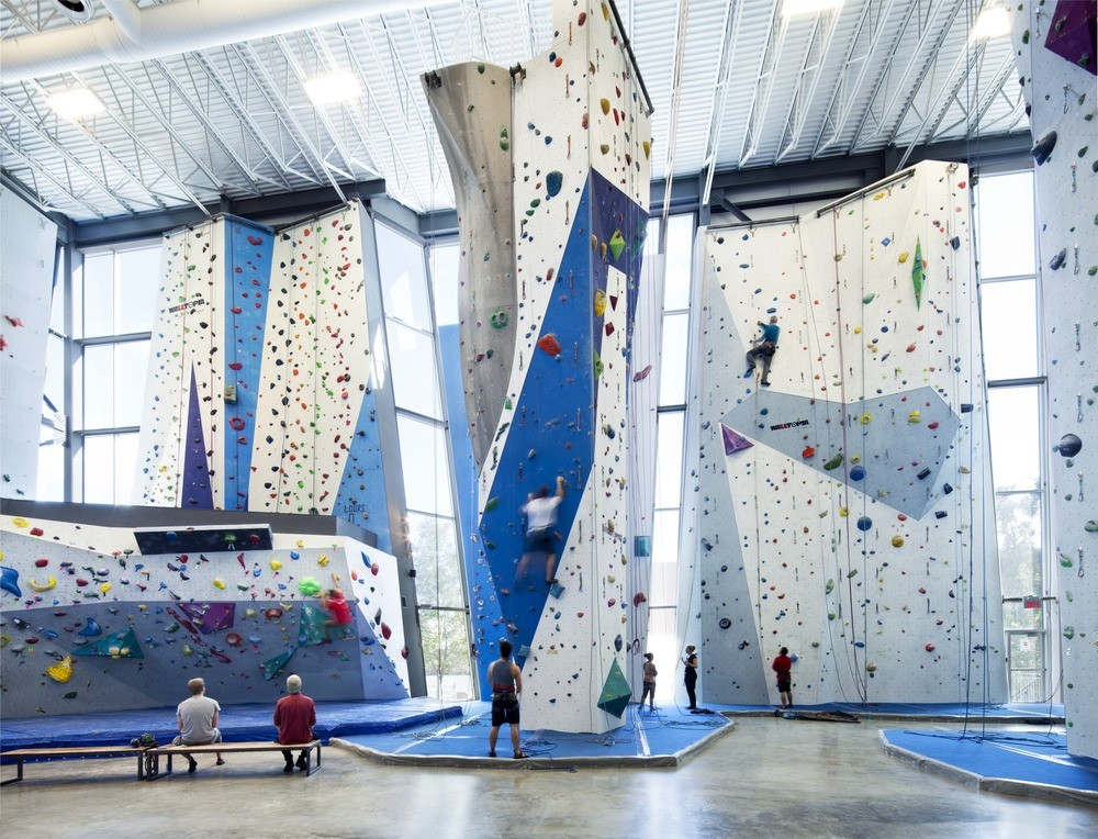 Gallery Of Allez UP Rock Climbing Gym Smith Vigeant