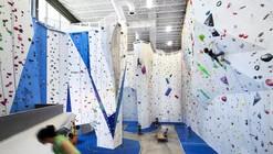 Allez UP Rock Climbing Gym / Smith Vigeant Architectes