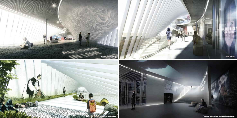 BIG y Kengo Kuma entre los cuatro seleccionados para el Centro Cultural ARTA en Arnhem