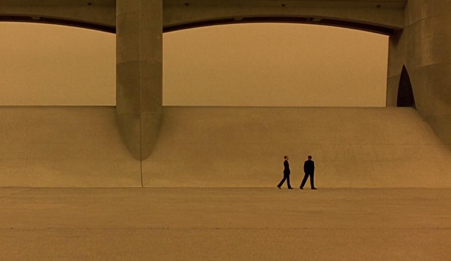 "Cinema e Arquitectura: ""Gattaca"", © Gattaca (1997)"