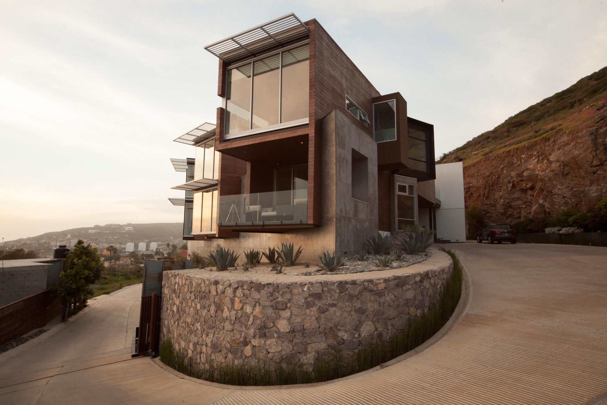 Casa alan tac taller de arquitectura contextual for Imagenes de despachos en casa
