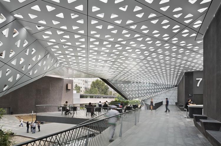 Cineteca Nacional Siglo XXI / Rojkind Arquitectos, © Rojkind Arquitectos. Photo: Paul Rivera