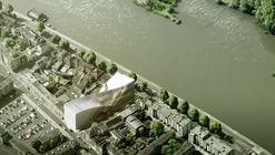 El proyecto de BIG que compite por renovar el Centro Cultural ArtA en Holanda