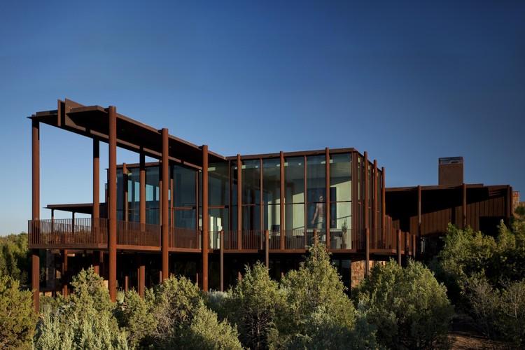 Casa Valle Escondido / Bucchieri Architects, © Kate Russell