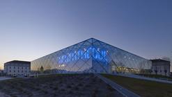 Mediateca Mont de Marsan / archi5