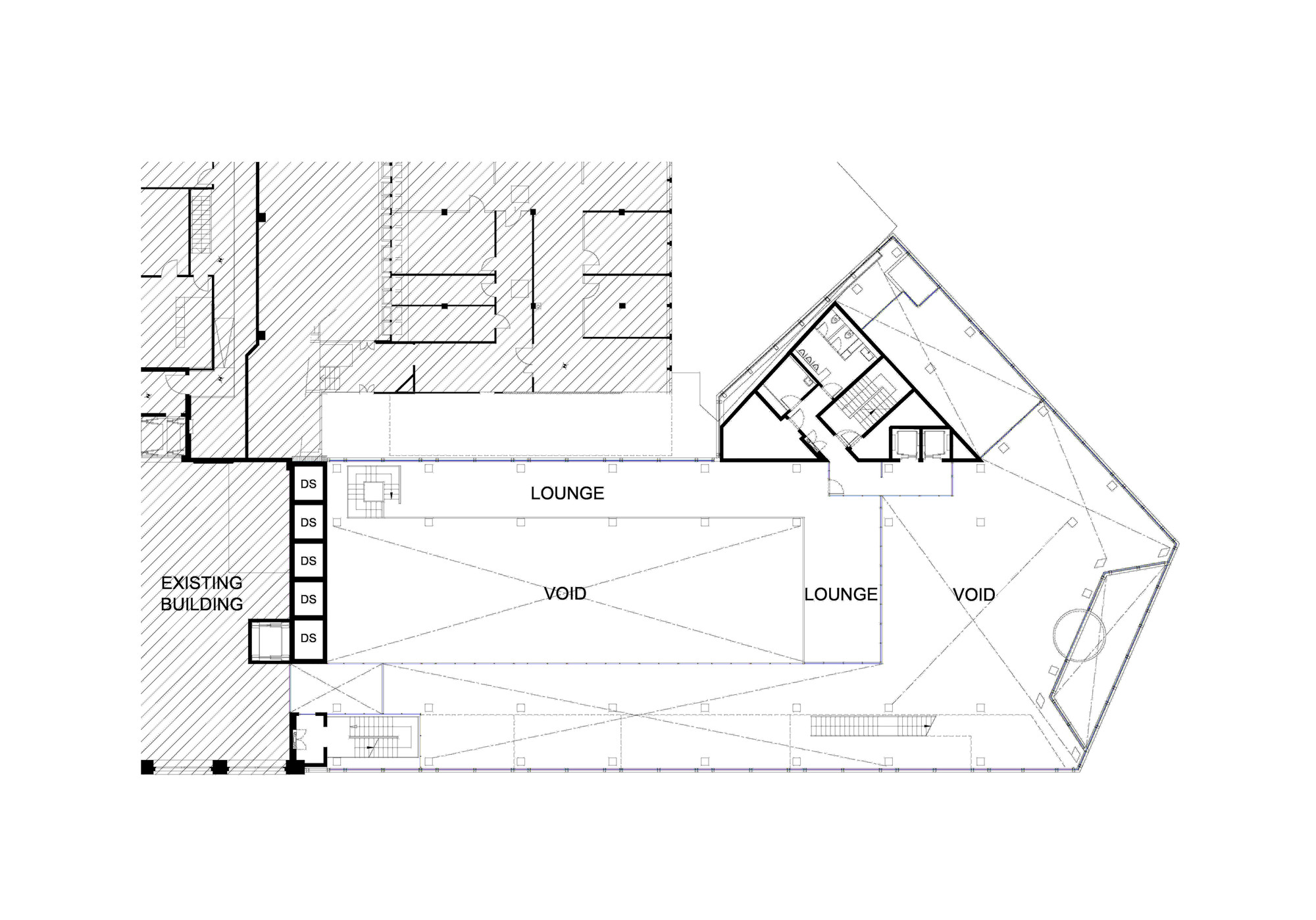 Mezzanine Floor Elevation : Mezzanine floor plan gurus