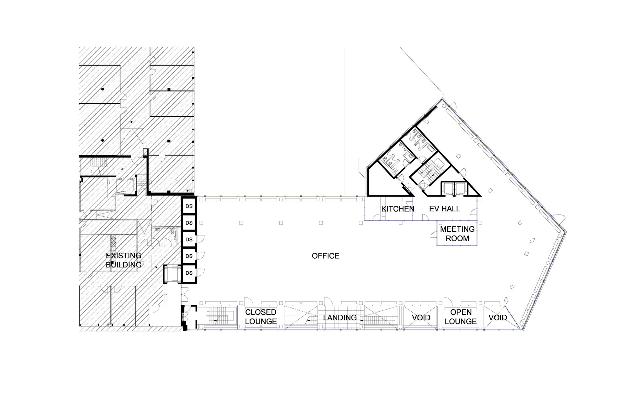 How to find floor plans for existing commercial buildings for How to find a designer for home