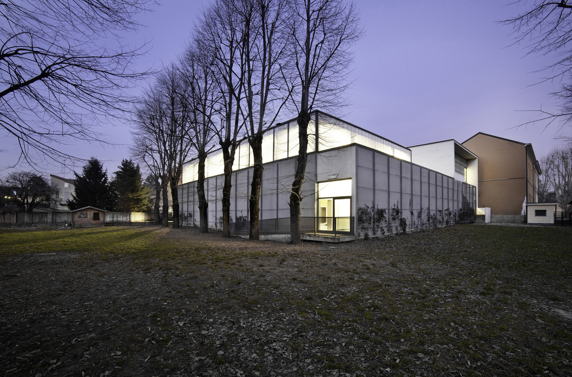 Primary School Extension / GSMM Architetti, © Michele Gusmeri