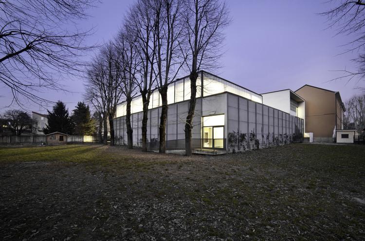 Extensão de escola primária / GSMM Architetti, © Michele Gusmeri