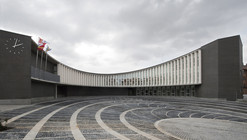 Ayuntamiento de Santa Marta de Tormes España / Sanchez Gil Arquitectos