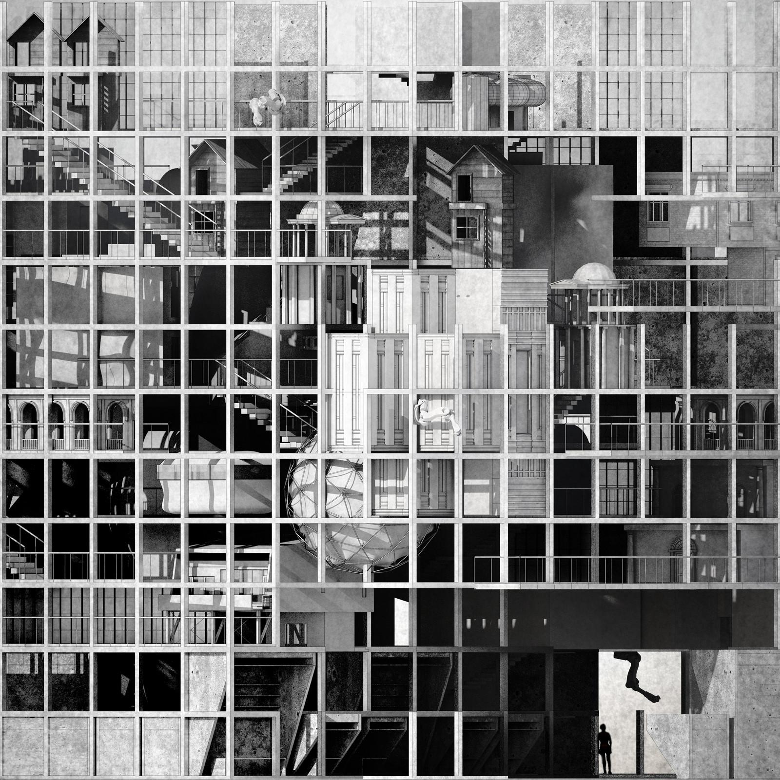 Galer a de arte y arquitectura eidos o cuando el deseo se for Cuando se creo la arquitectura
