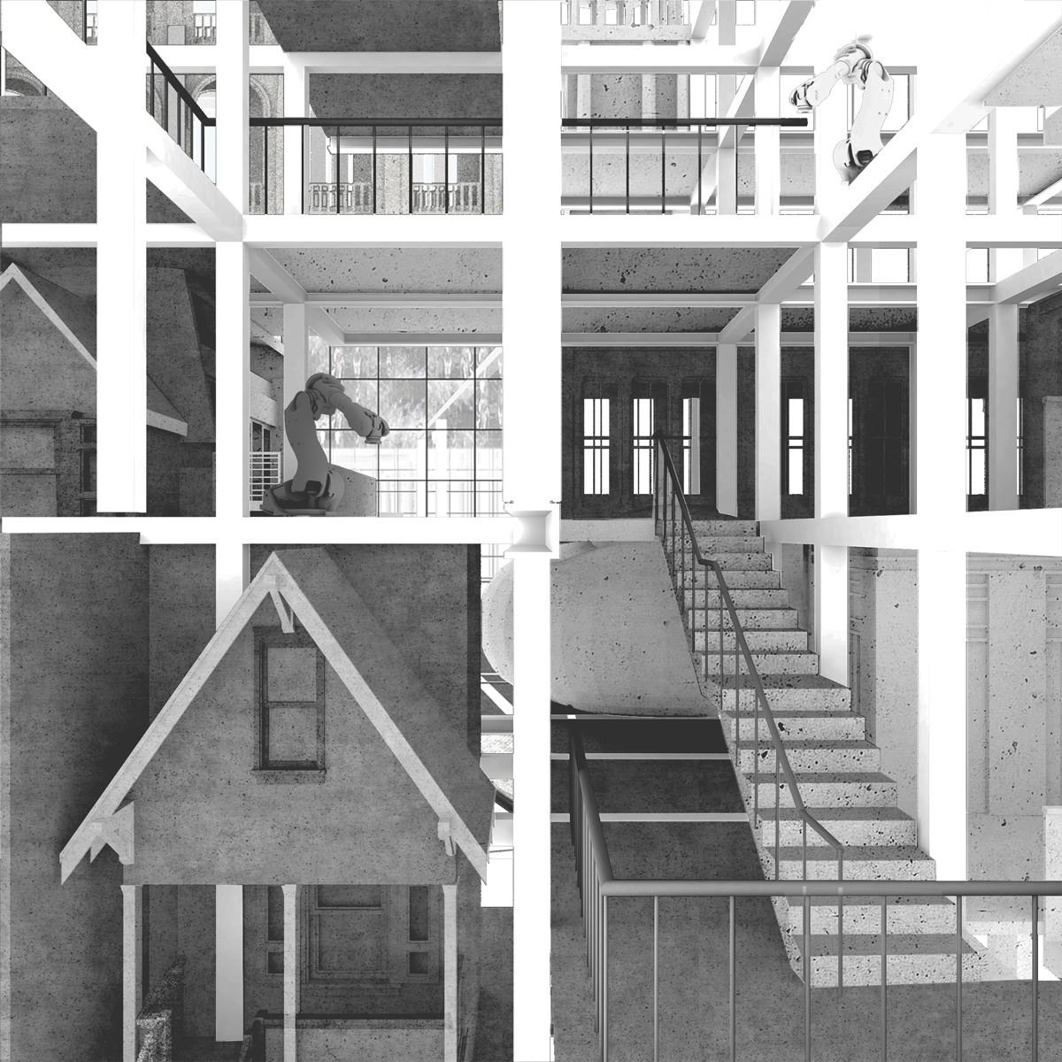 Arte y arquitectura eidos o cuando el deseo se convierte for Arquitectura materias