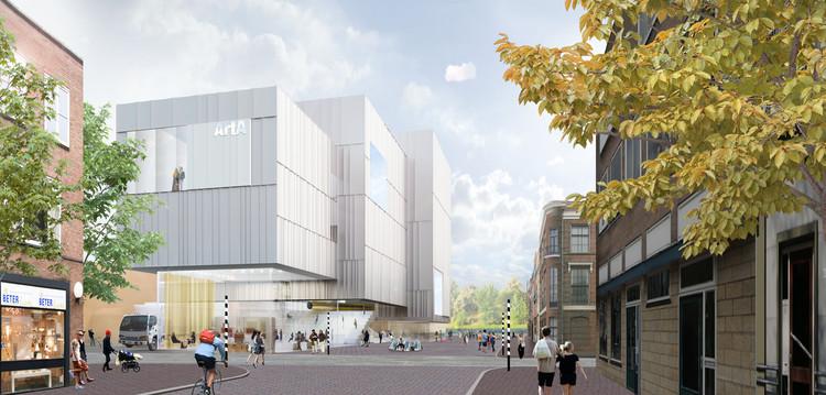 "SO-IL entre os finalistas para projetar o ARTA ""Arts Cluster"" em Arnhem, © SO–IL"