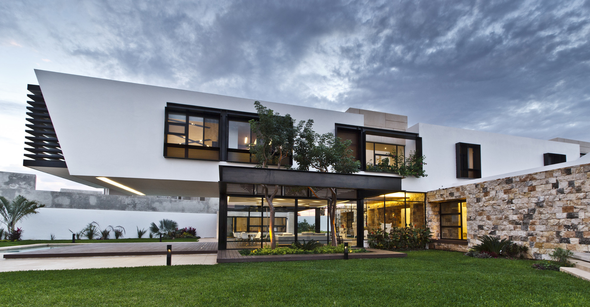 Casa temoz n carrillo arquitectos y asociados for Case architetti famosi