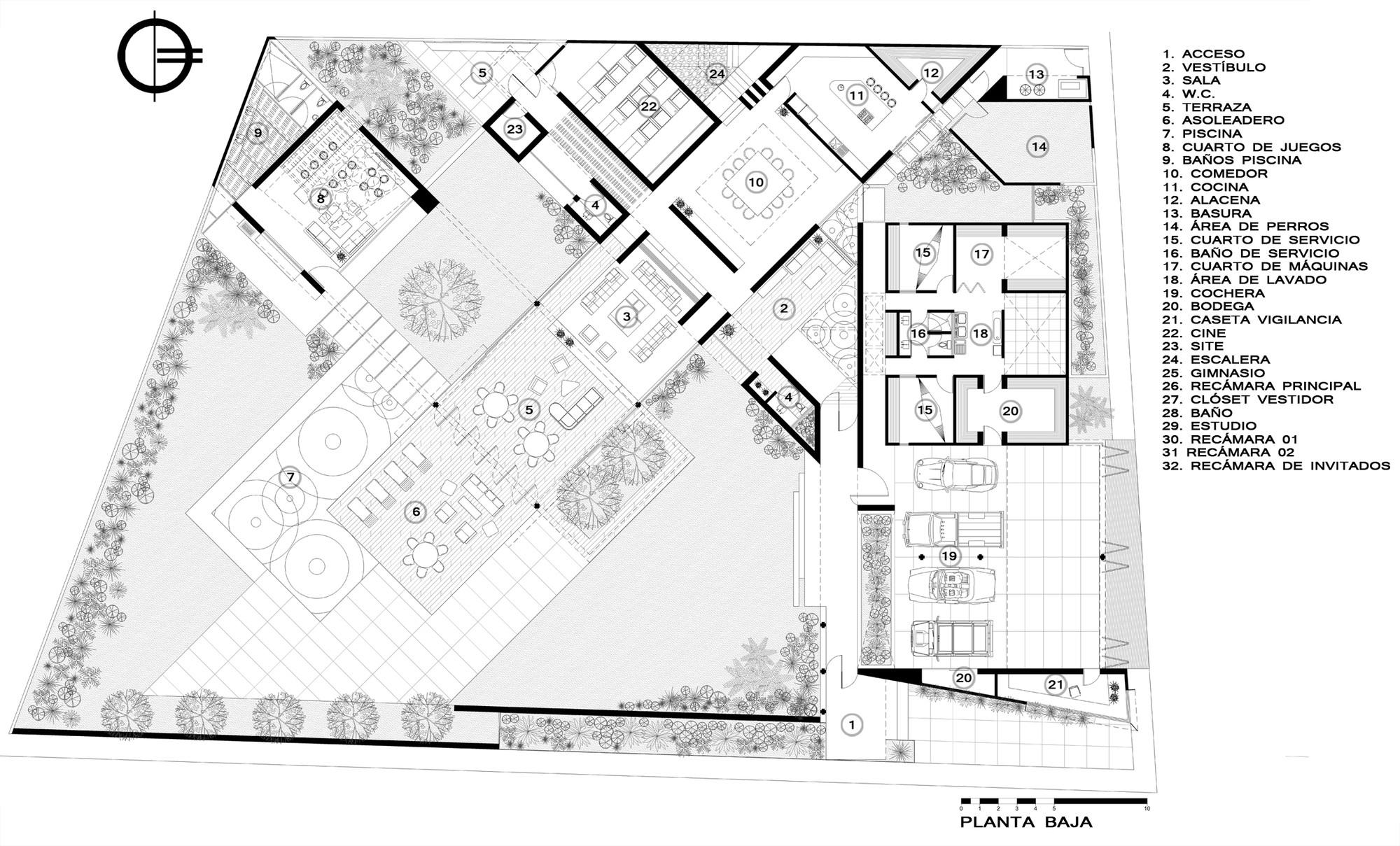 Gallery Of Temozón House Carrillo Arquitectos Y Asociados 21