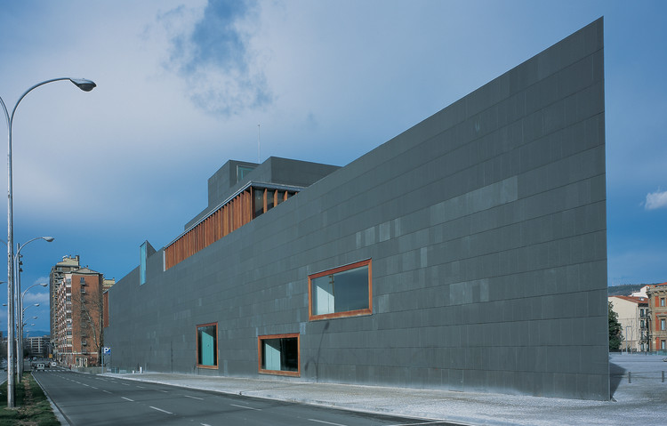 Baluarte. Auditorium And Congress Center Of Navarre / Francisco Mangado, © José Manuel Cutillas