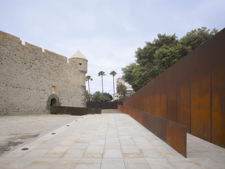 Museo castillo de la luz nieto sobejano arquitectos for Arquitectura las palmas