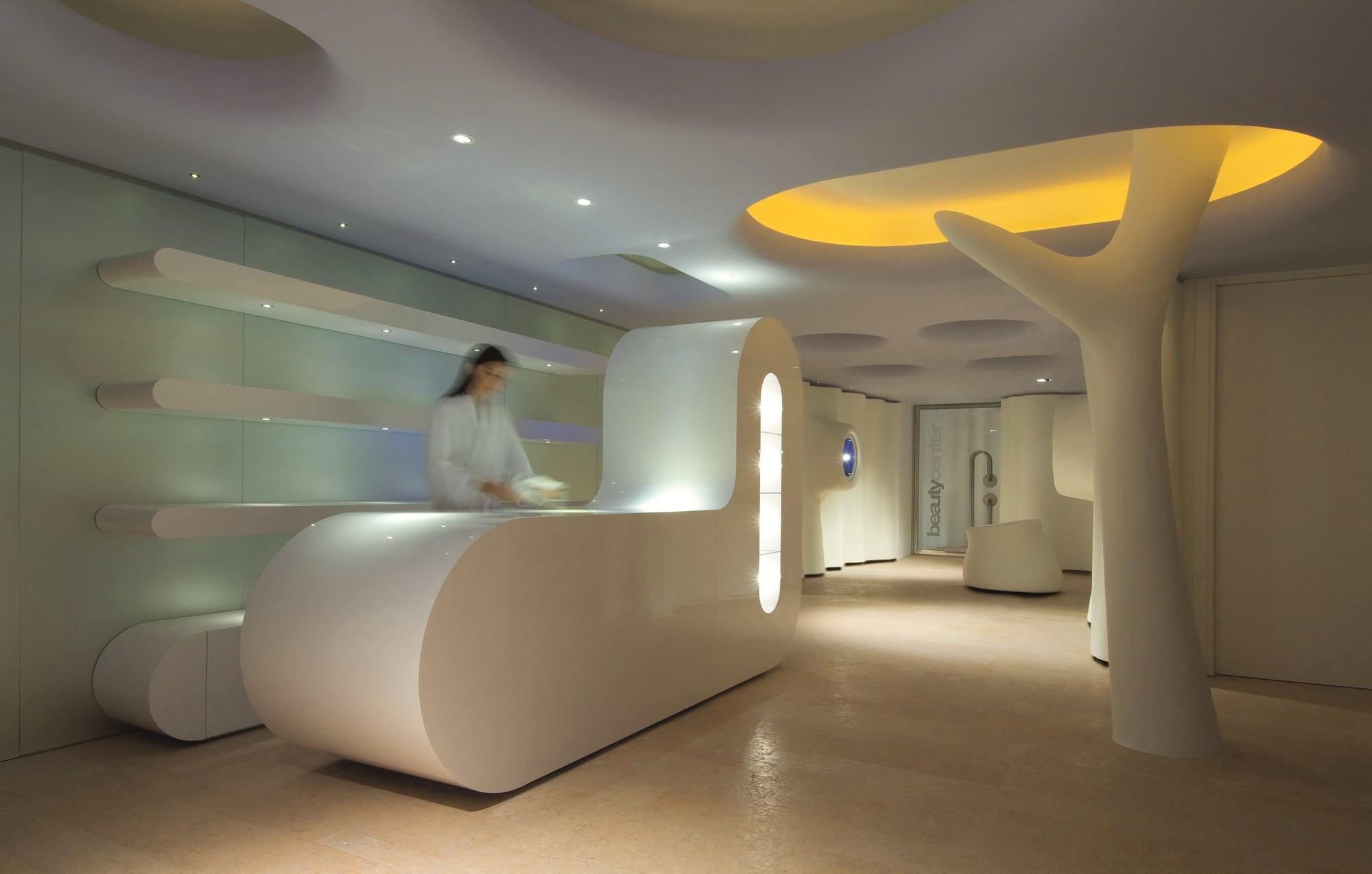 Exedra Nice Hotel Spa / Simone Micheli, © Jürgen Eheim