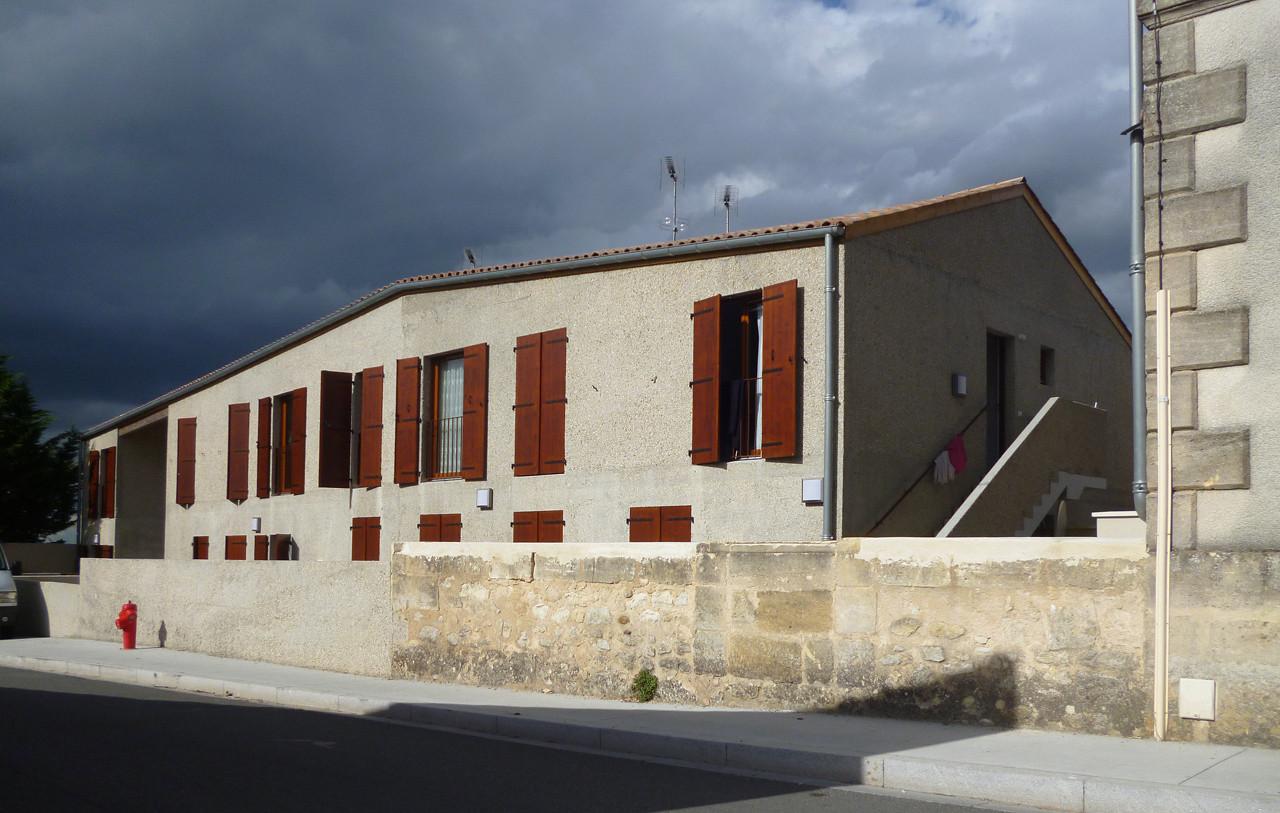 11 Dwellings / La Nouvelle Agence, Courtesy of La Nouvelle Agence