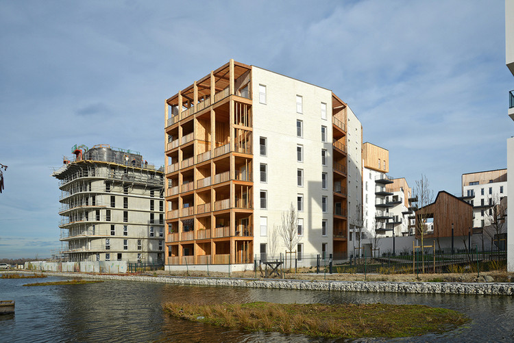 Ginko Eco-Quarter / La Nouvelle Agence, Cortesía de La Nouvelle Agence