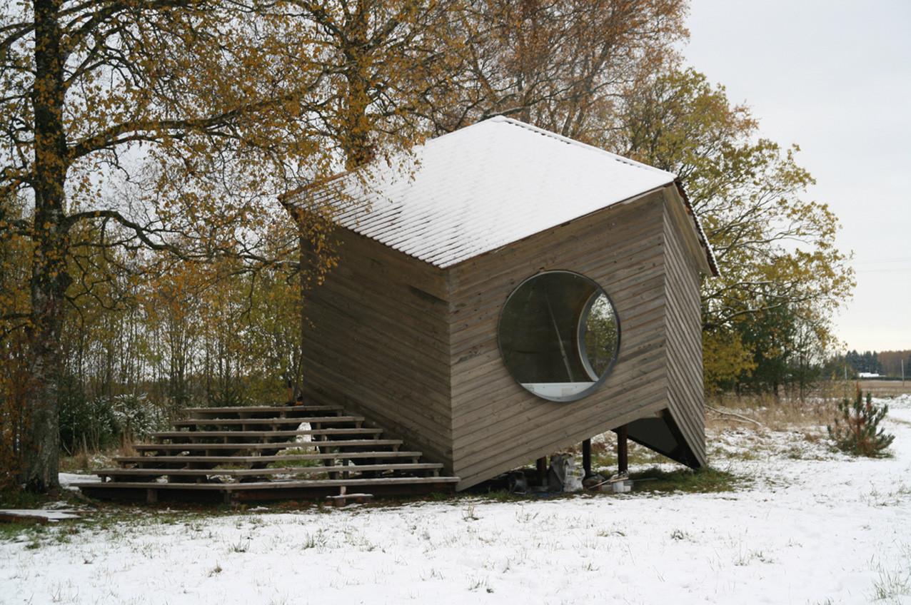 Gallery of NOA Garden House / Jaanus Orgusaar - 4