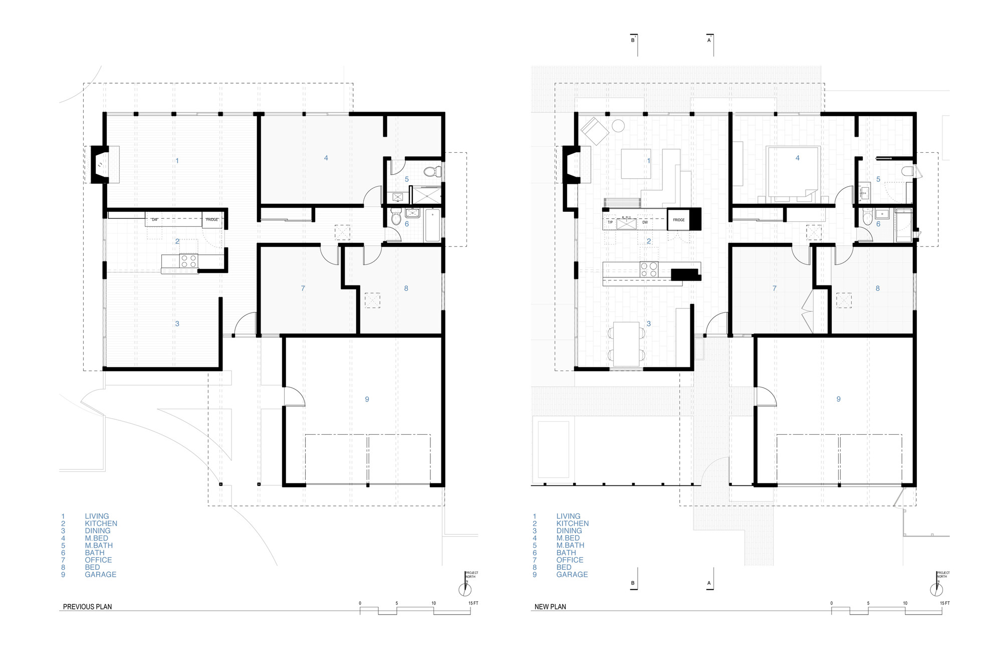gallery of shoup residence building lab 28