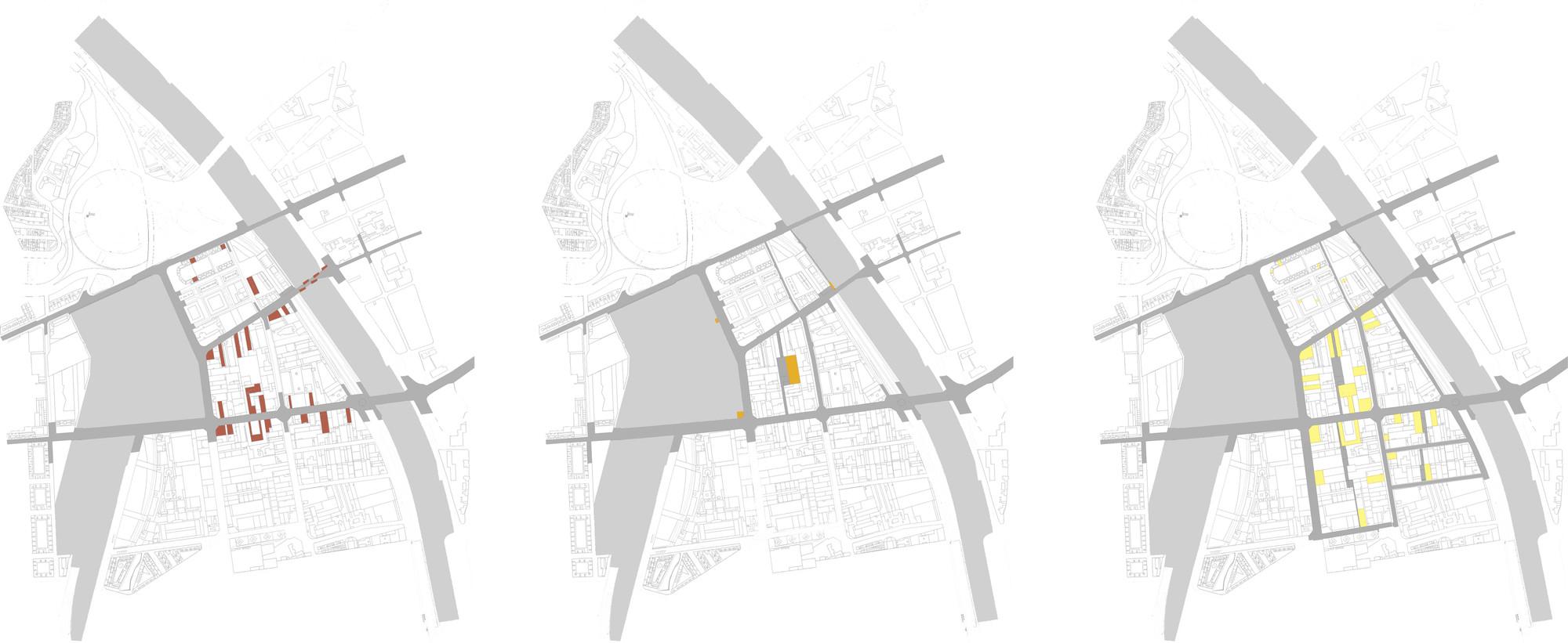 Ganador EUROPAN12: Inserciones Urbanas / La Sagrera, Barcelona ...