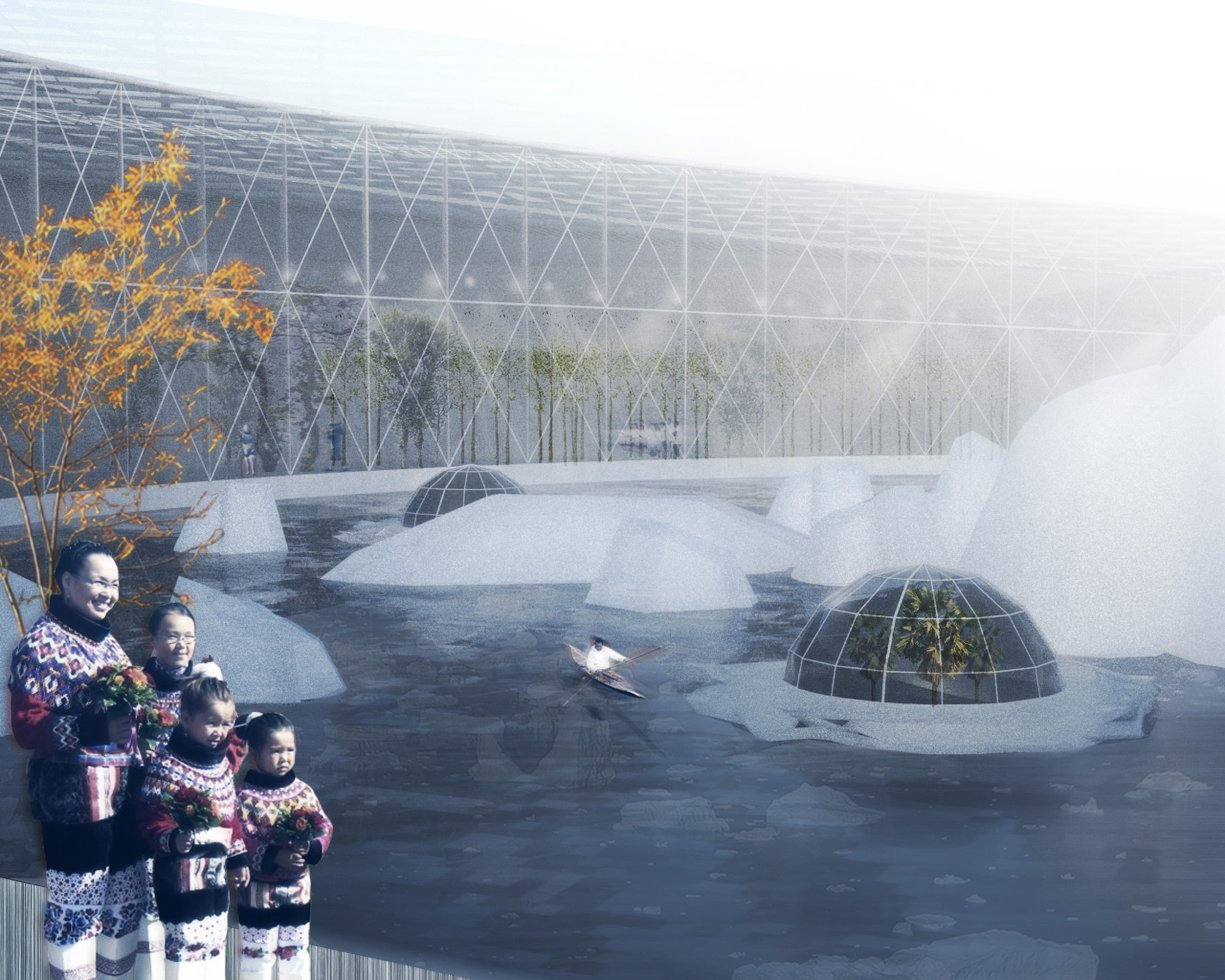 Arctic Harvester Proposes Large-Scale Hydroponic-Farming Near Greenland