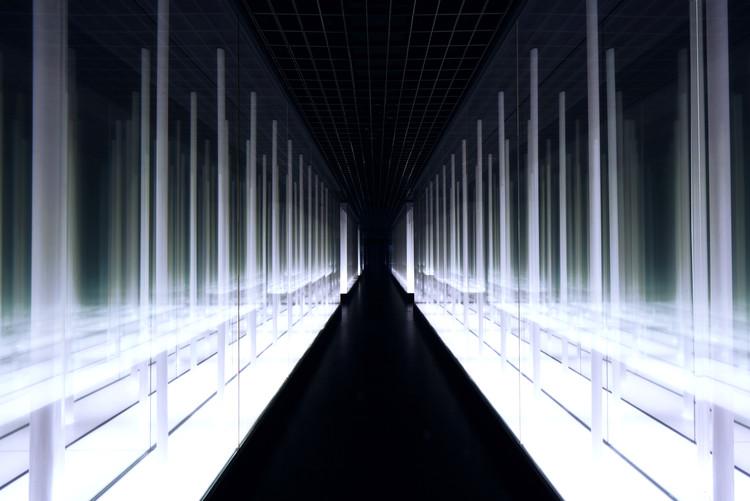 Instalação de Luz: Infinity Bamboo Forest por PRISM DESIGN, Cortesia de PRISM DESIGN