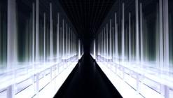 Instalação de Luz: Infinity Bamboo Forest por PRISM DESIGN
