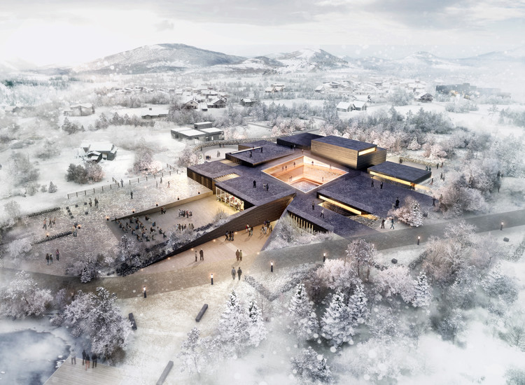 ArchiPlan Wins Competition to Design Kim Tschang-Yeul Art Museum, © ArchiPlan